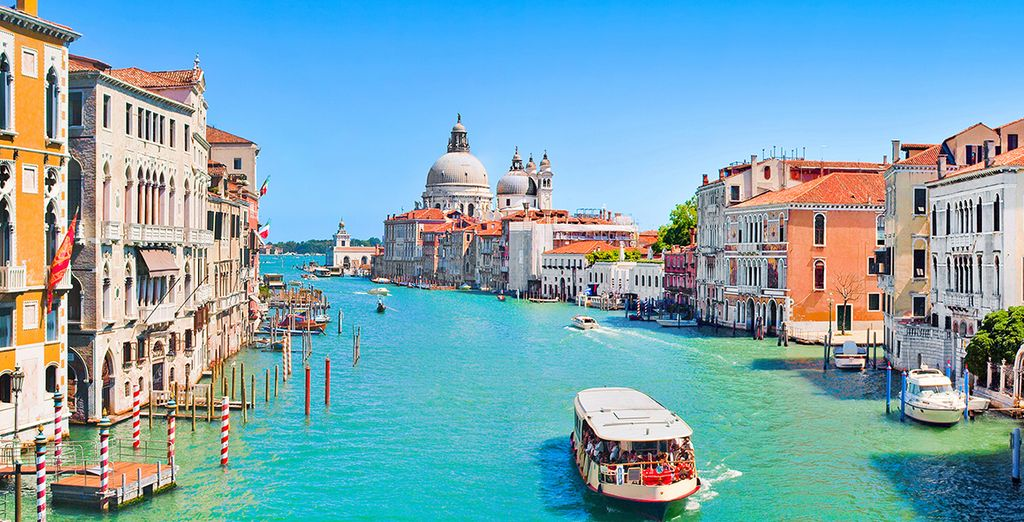 Venice is the perfect choice