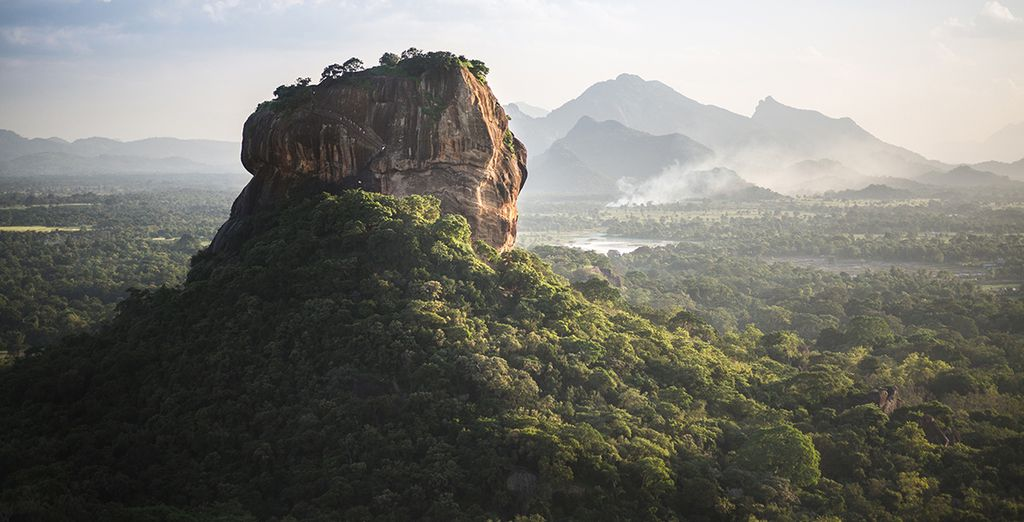 Uncover the ancient secrets of Sri Lanka