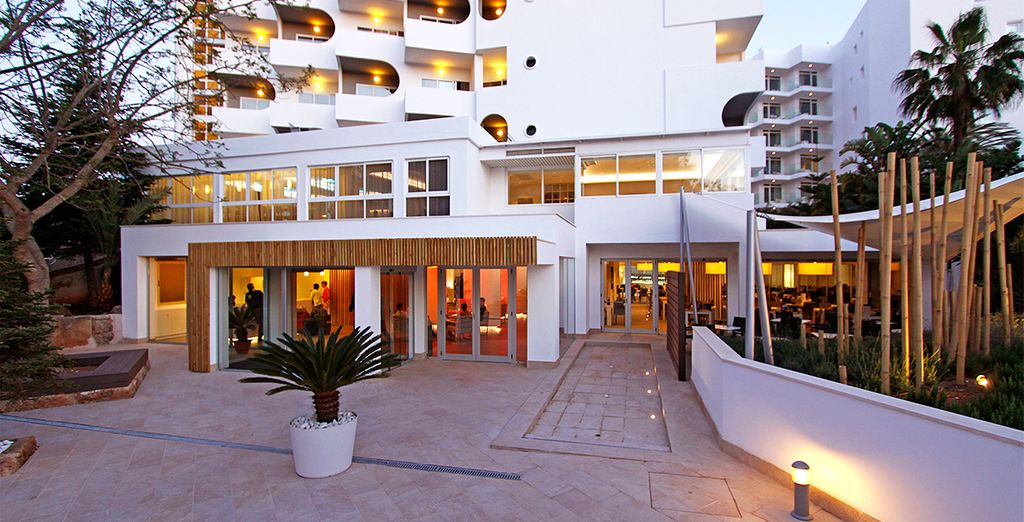 Welcome to Pamplona hotel in Mallorca