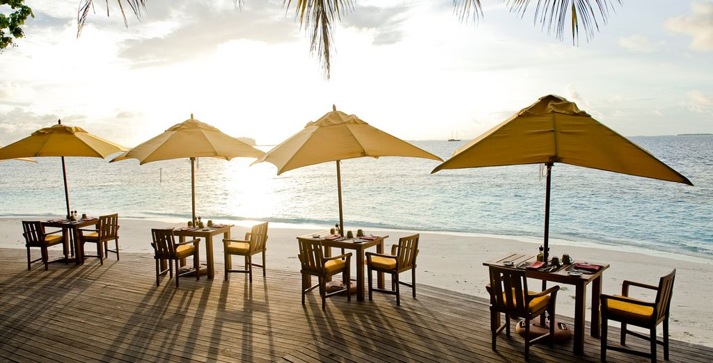 Maldives' weather is truly spectacular