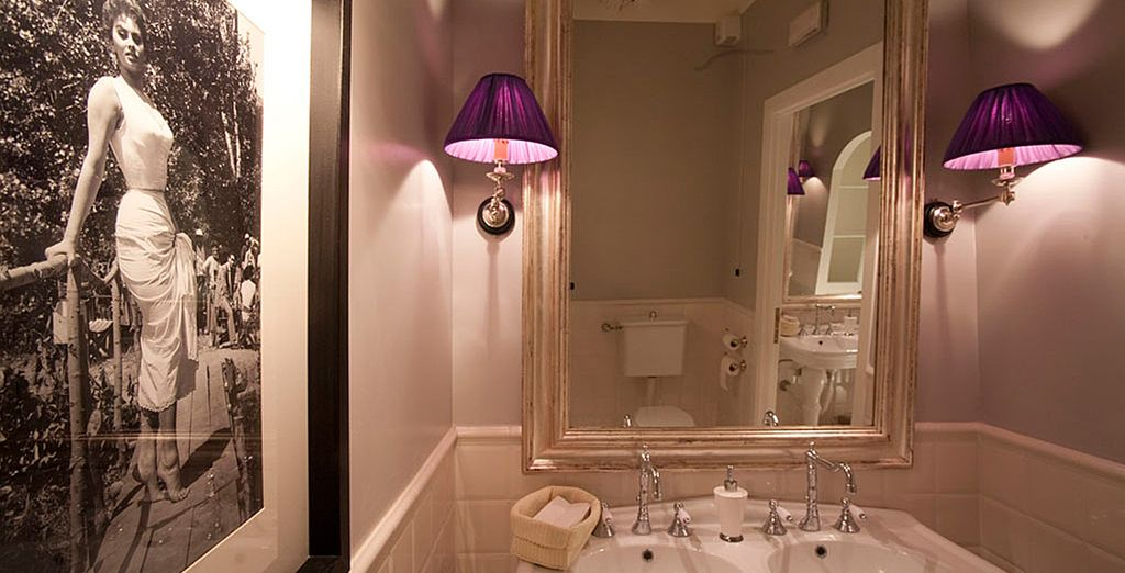 Complete with a modern ensuite