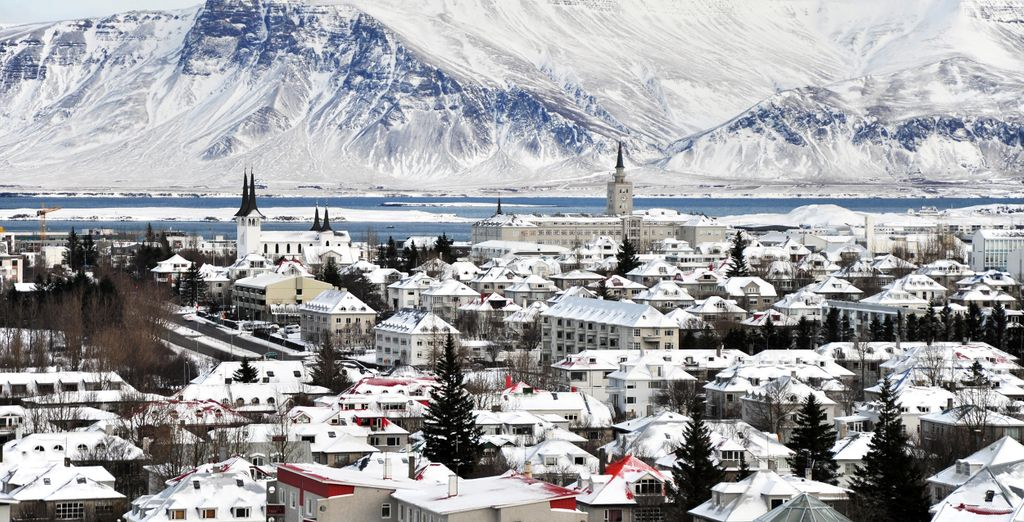 You will be based in the beautiful Reykjavik, the capital of Iceland
