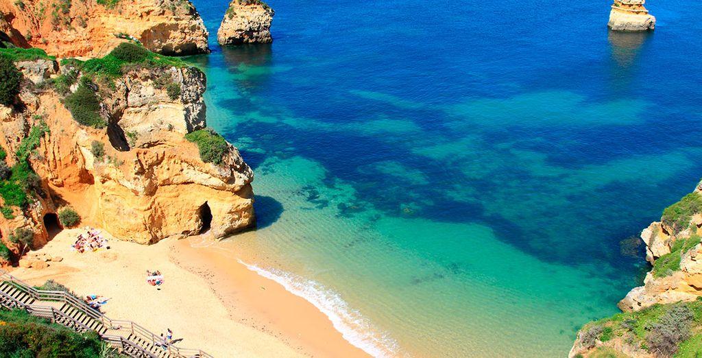 Let the nearby beaches seduce you this Winter season