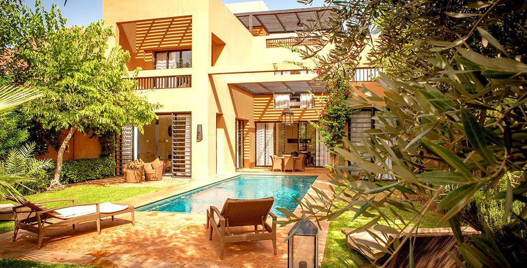 Or a 3 Bedroom Villa