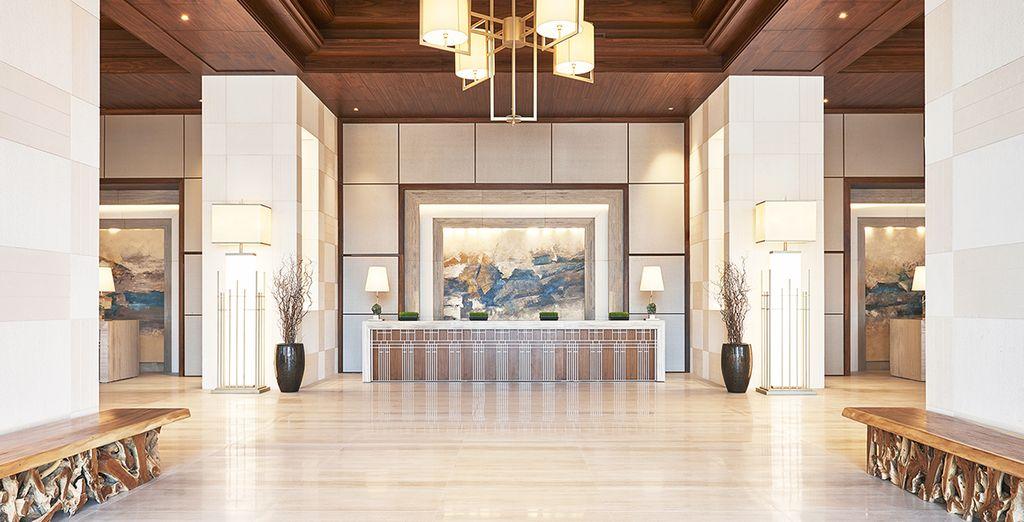 At the Westin Hotel Dubai Al Habtoor City 5 *