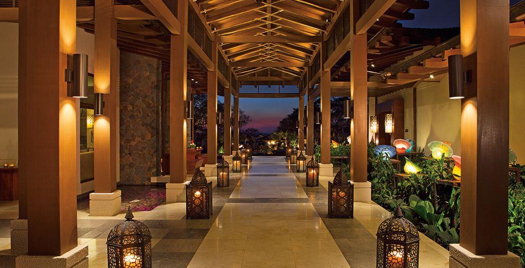 Explore this opulent hotel