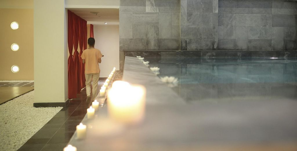 Your 90 minute Spa Journey at Almanity Hotel combines massage, meditation and Tai Chi