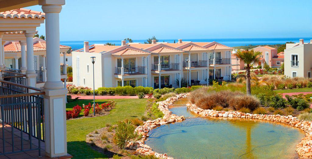 Sun, sea and beaches of the Algarve