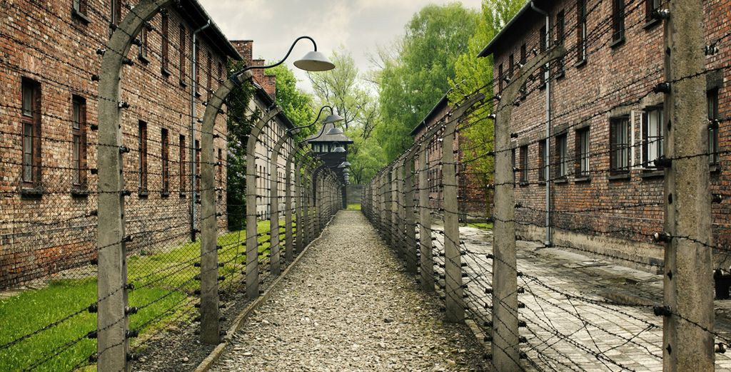 There is the option to visit Auschwitz, an unforgettable excursion
