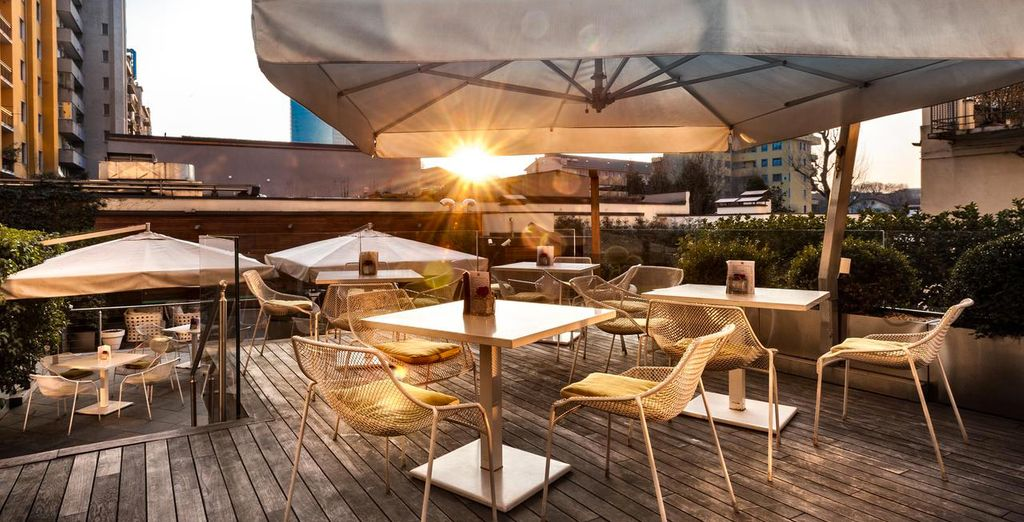 Treat yourself to VIP treatment in Milan