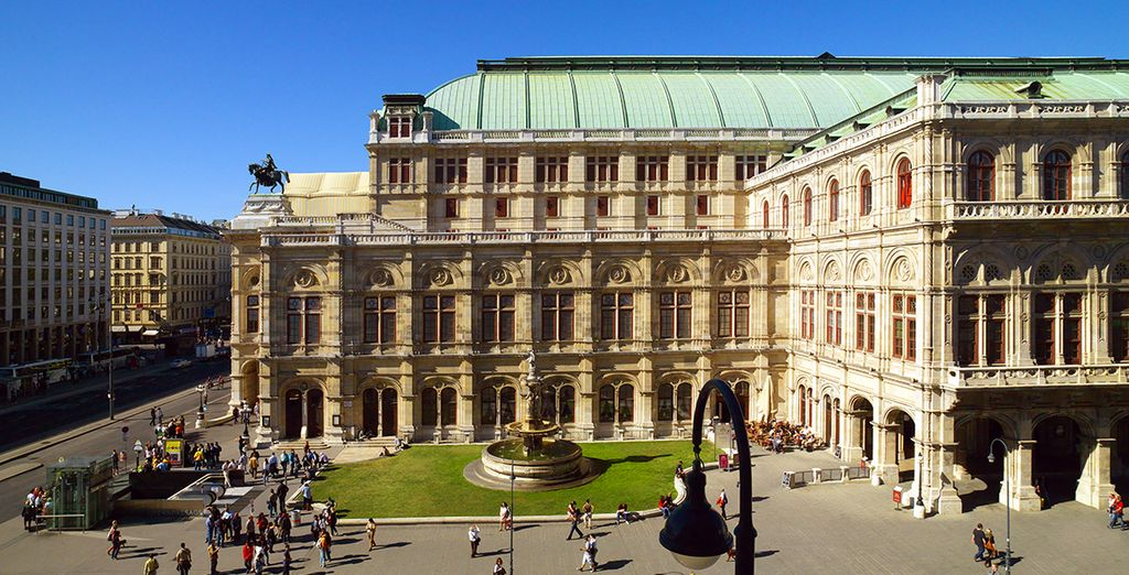 Explore Vienna and its treasures