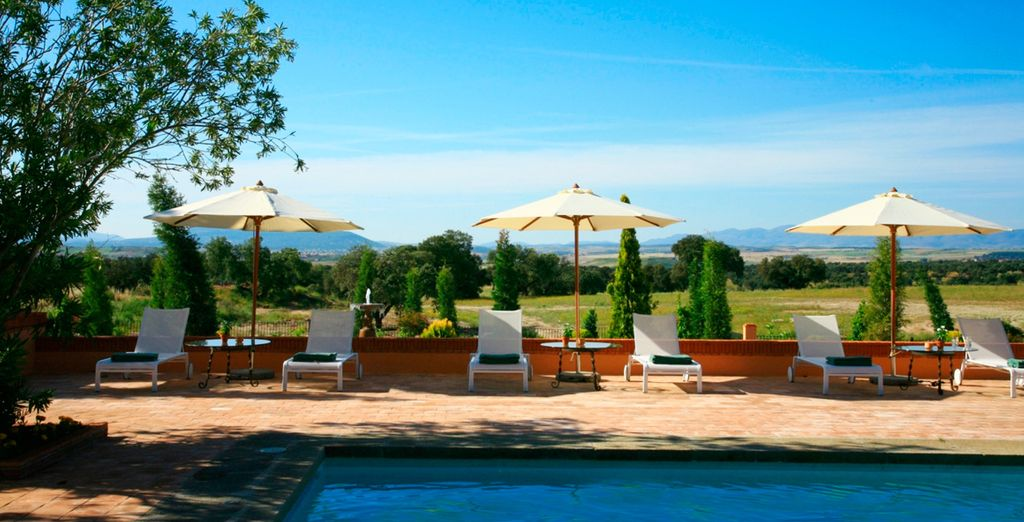 With a stay at the 5* Valdepalacios Gourmand