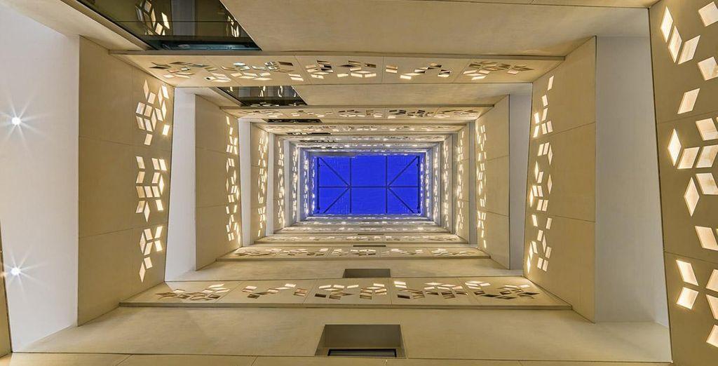 By renowned designer Lázaro Rosa-Violán
