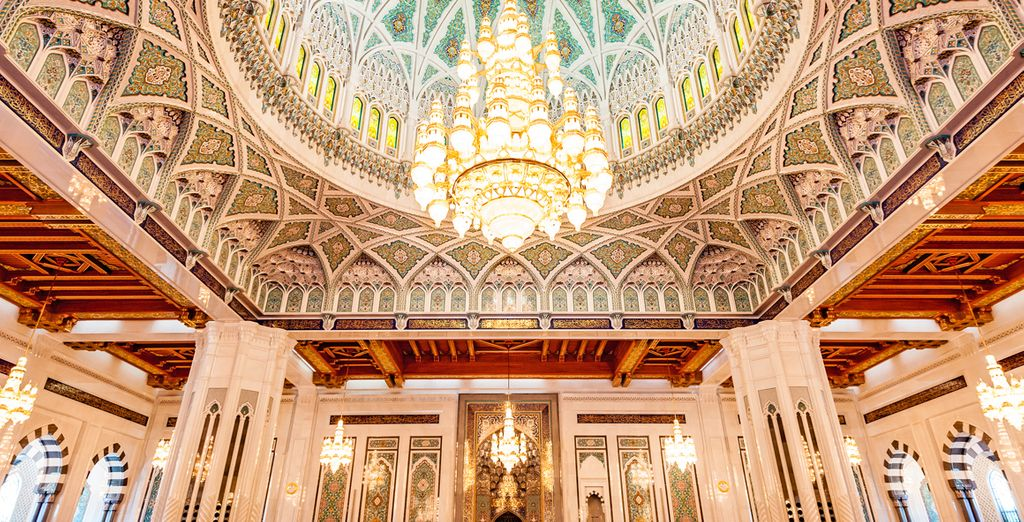 Choose the best hotel in Oman thanks to our travel guide