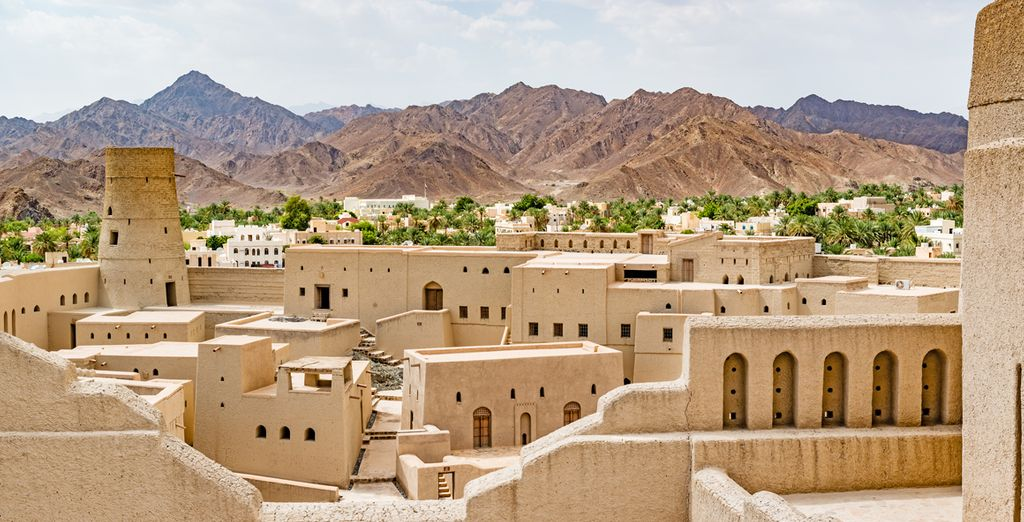 Discover Oman thanks to our travel guide