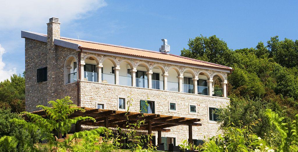 The Montebay Villa invites you to relax...