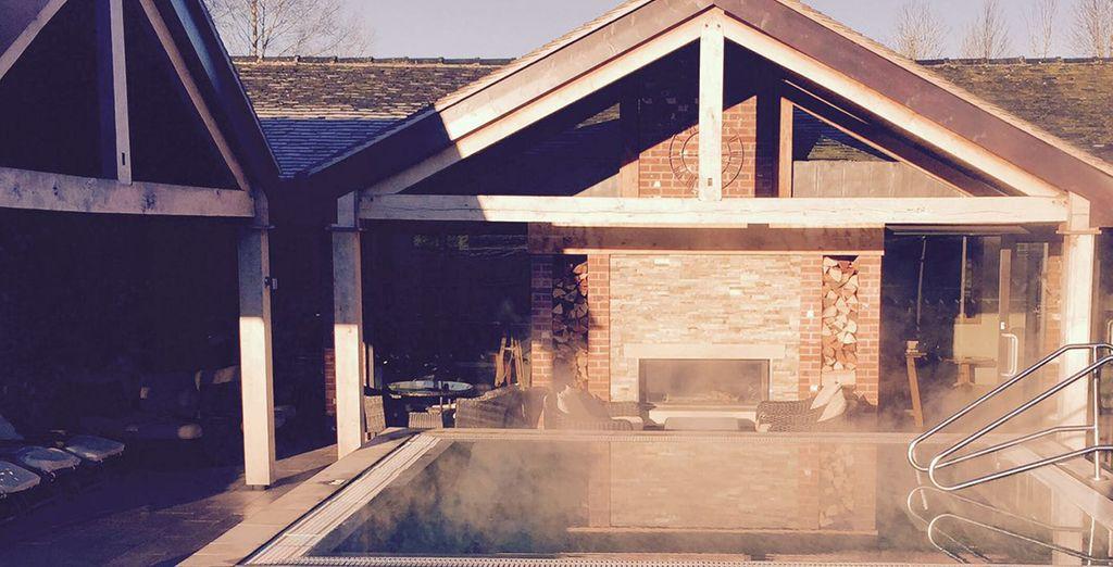 Moddershall Oaks Country Spa Retreat 5*
