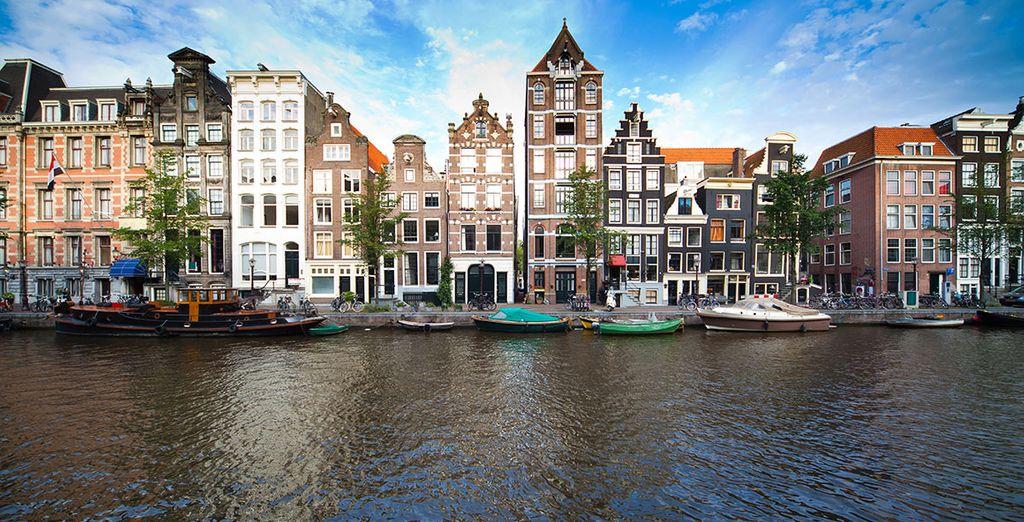 Where distinctive architecture...