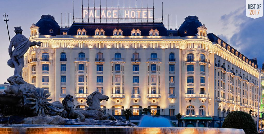 Welcome to the 5* Westin Palace