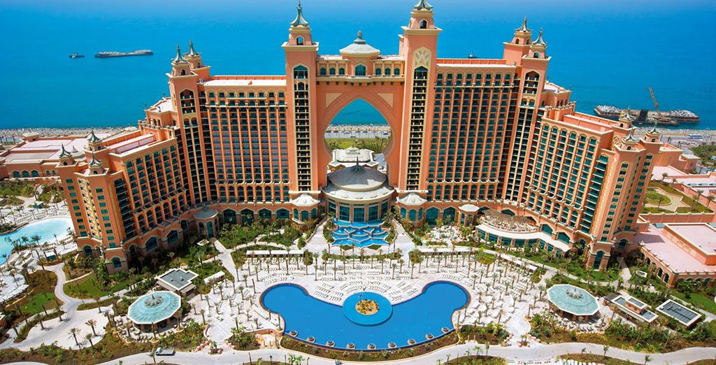 Welcome to the truly iconic 5* Atlantis The Palm