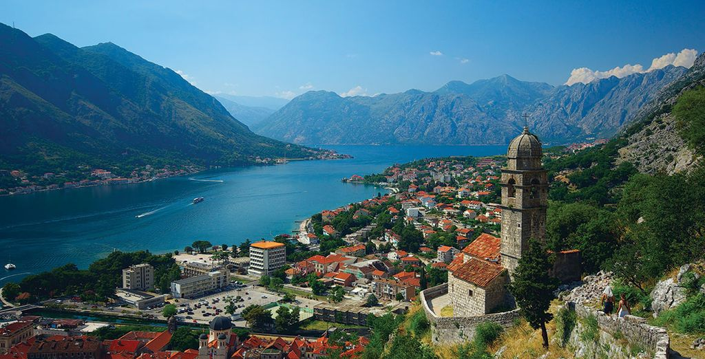 And the breathtaking Bay of Kotor