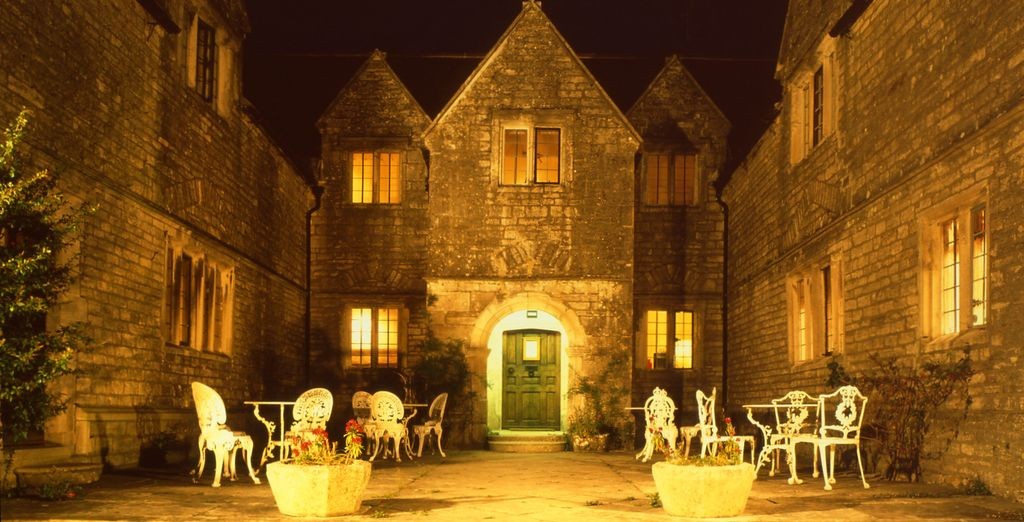 A 16th century, family run hotel which has retained its unique period features