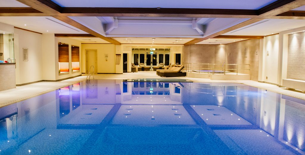 Pamper yourself with a trip to a newly refurbished spa