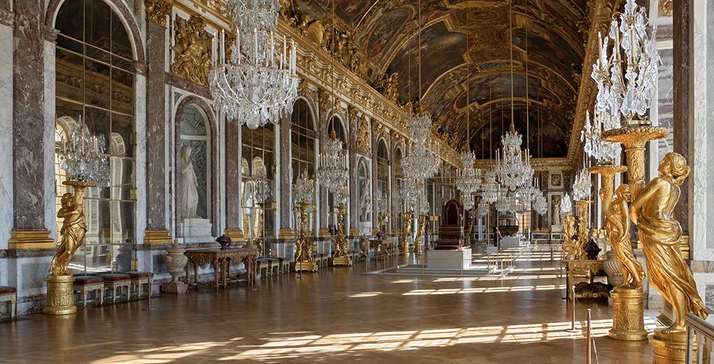 The Palace is a masterpiece both inside...