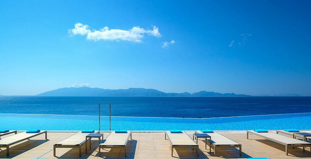 Breathtaking views await you...