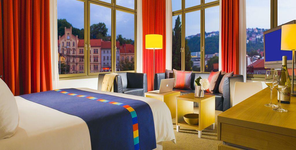Welcome to Park Inn Hotel Prague 4*