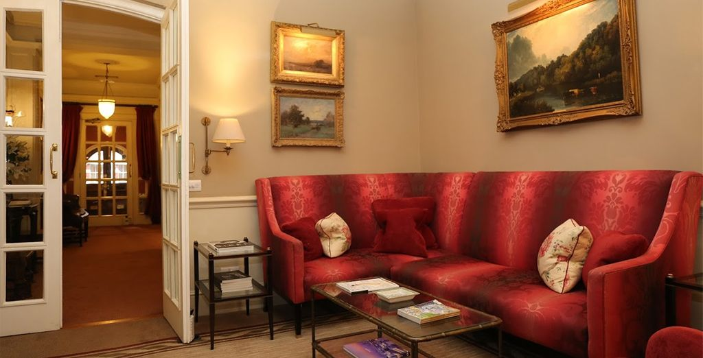 To a classic Edwardian townhouse stay