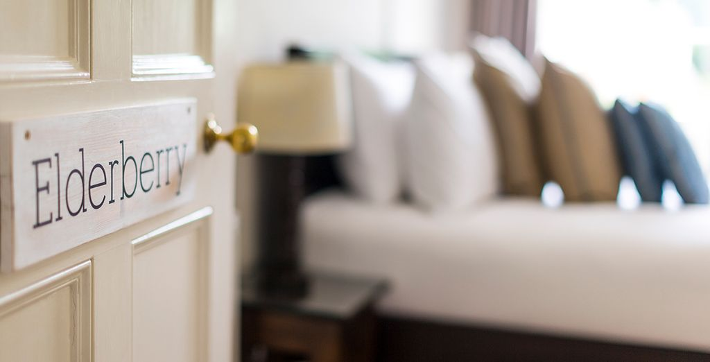 Our members can choose from Deluxe Rooms
