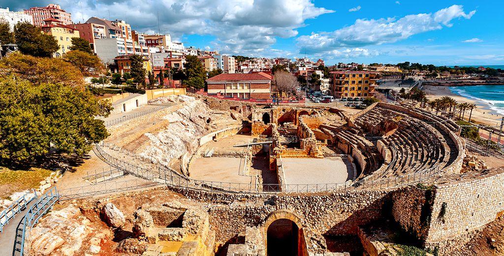 Tarragona's impressive Roman architecture
