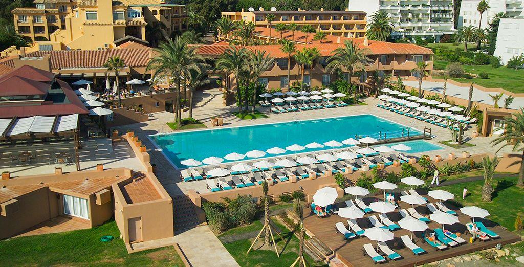 Hotel Guadalmina SPA & Golf Resort 4 * welcomes you