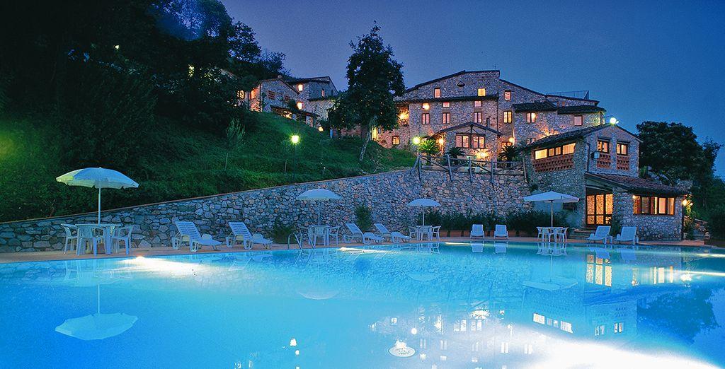 A peaceful retreat in Tuscany awaits