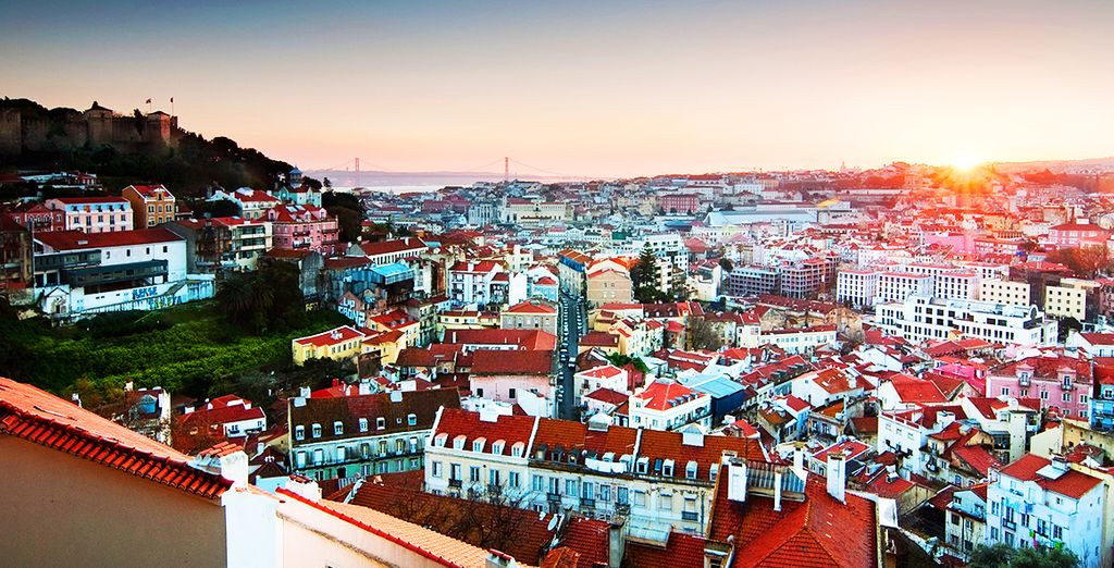 The beauty of Lisbon is waiting to be discovered!