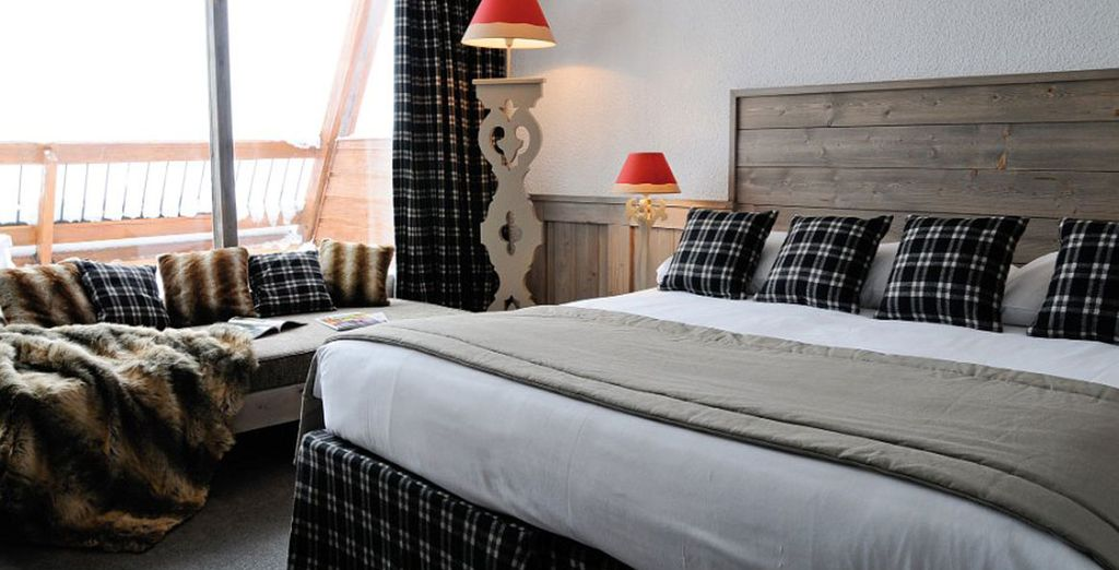Our members can enjoy a 7 night stay