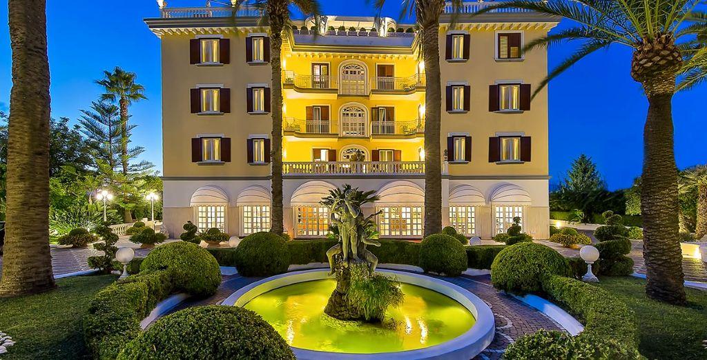 From La Medusa Hotel 4*