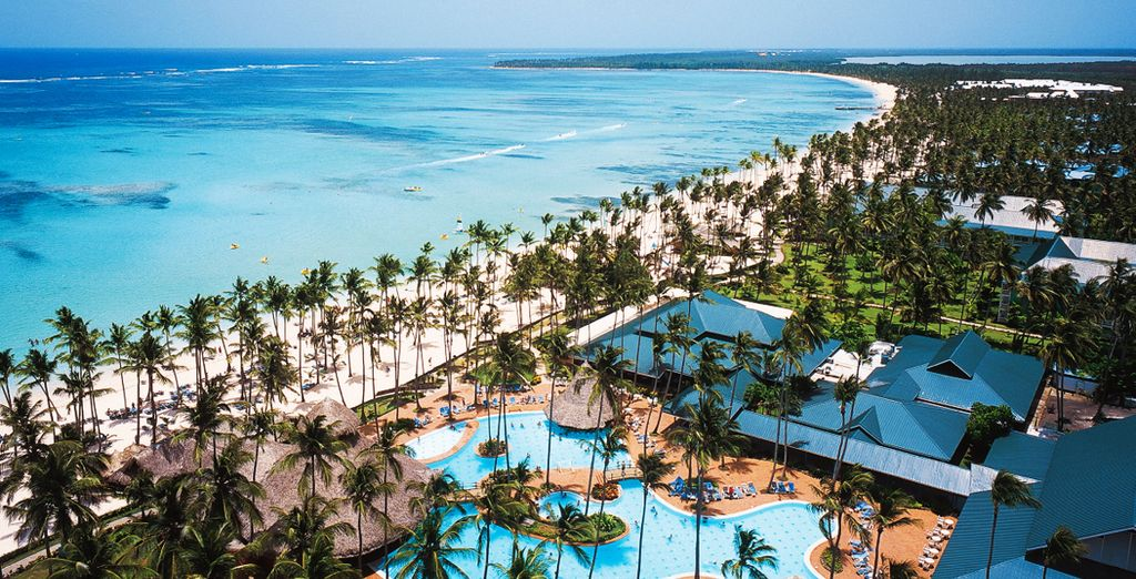 An adults only, 5* resort