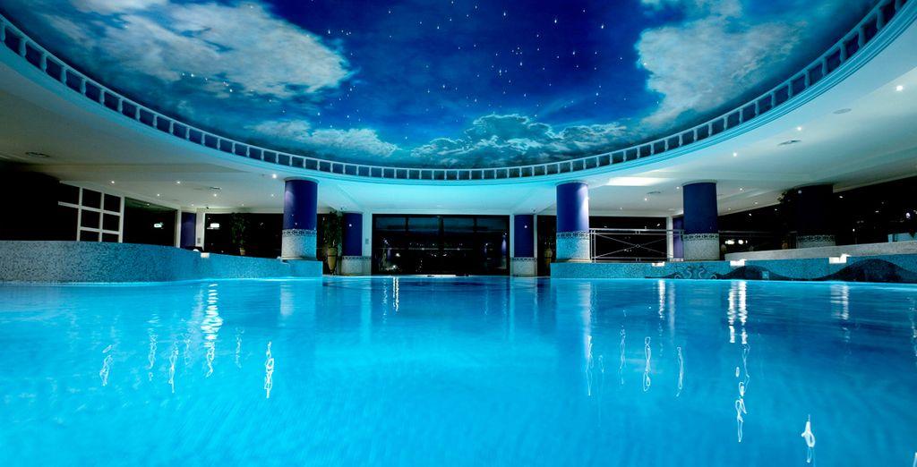 Retreat to a blissfully relaxing, award-winning spa