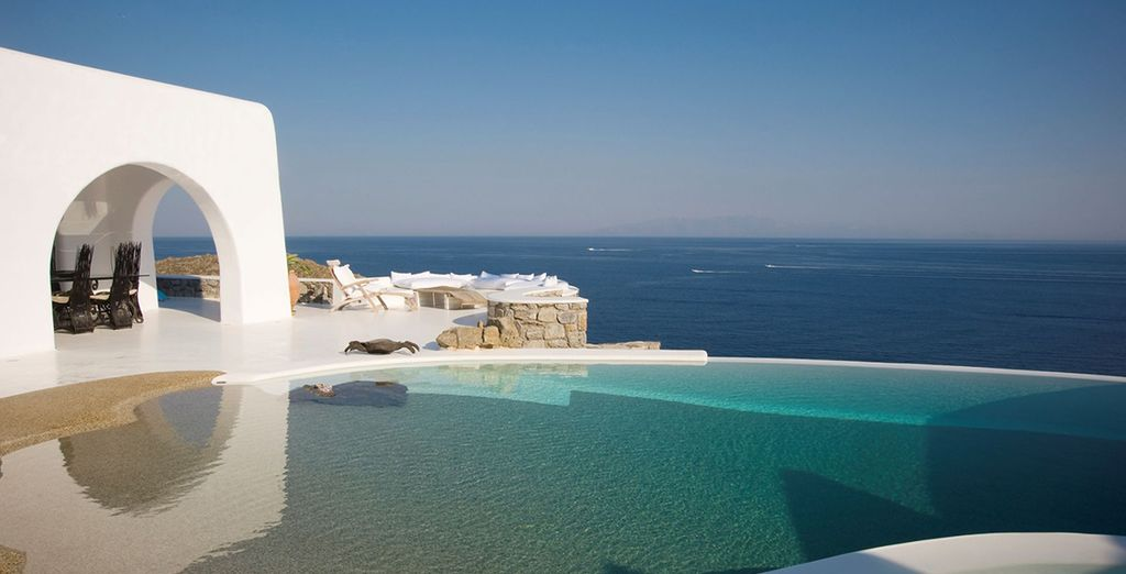 Before return to your idyllic hotel