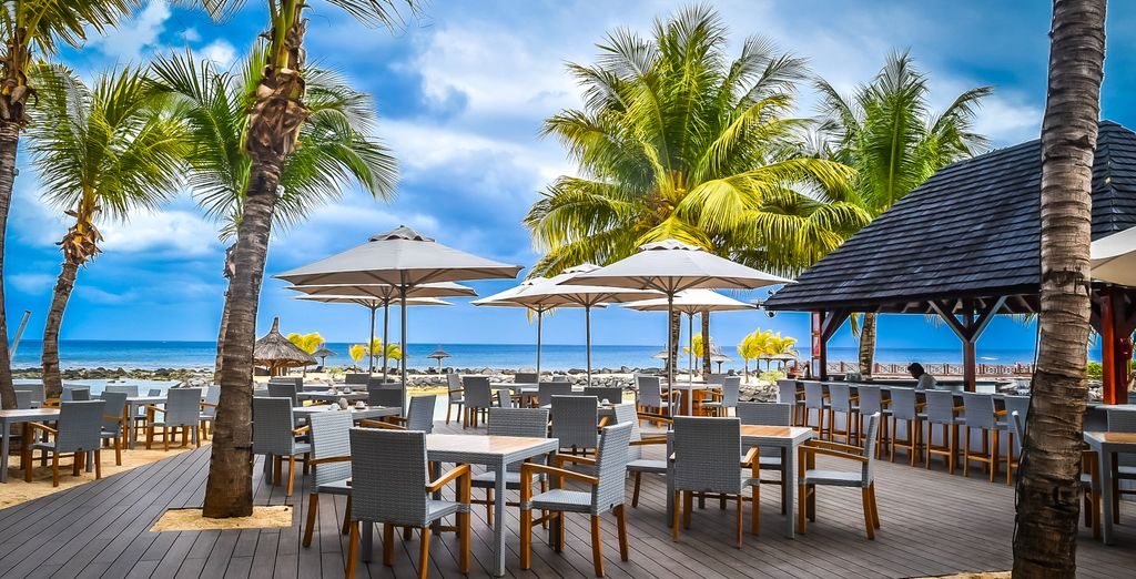 Welcome to the 5-star InterContinental Mauritius