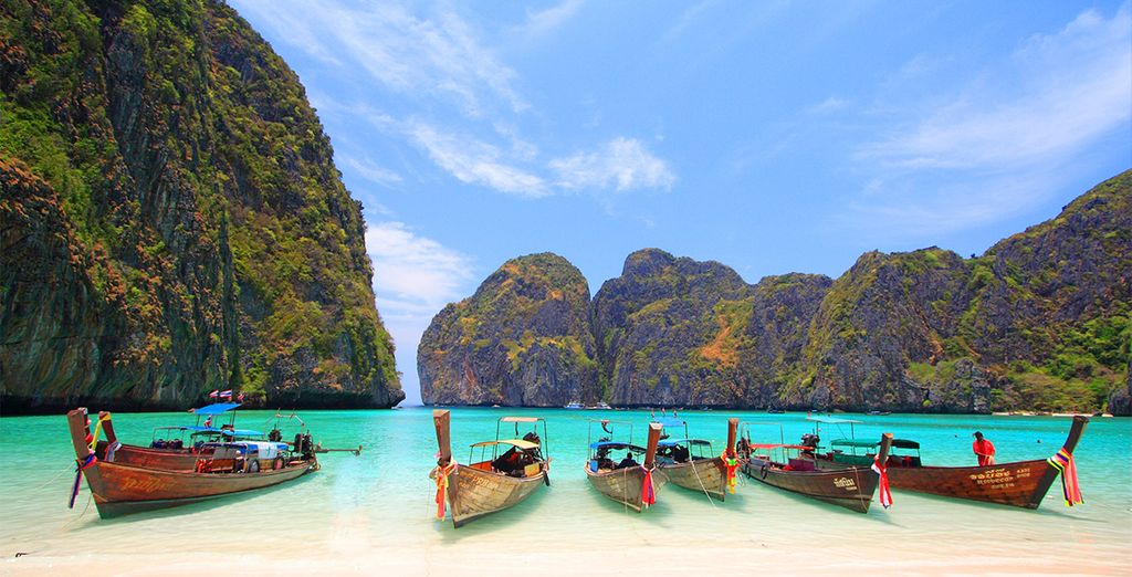 Booking Krabi with Voyage Privé