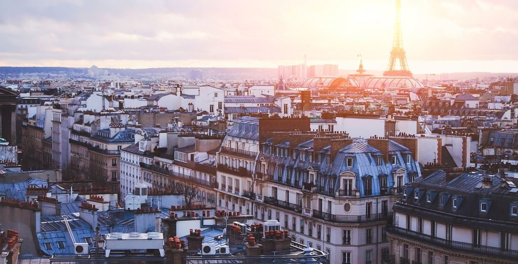 Explore all the French capital has to offer!