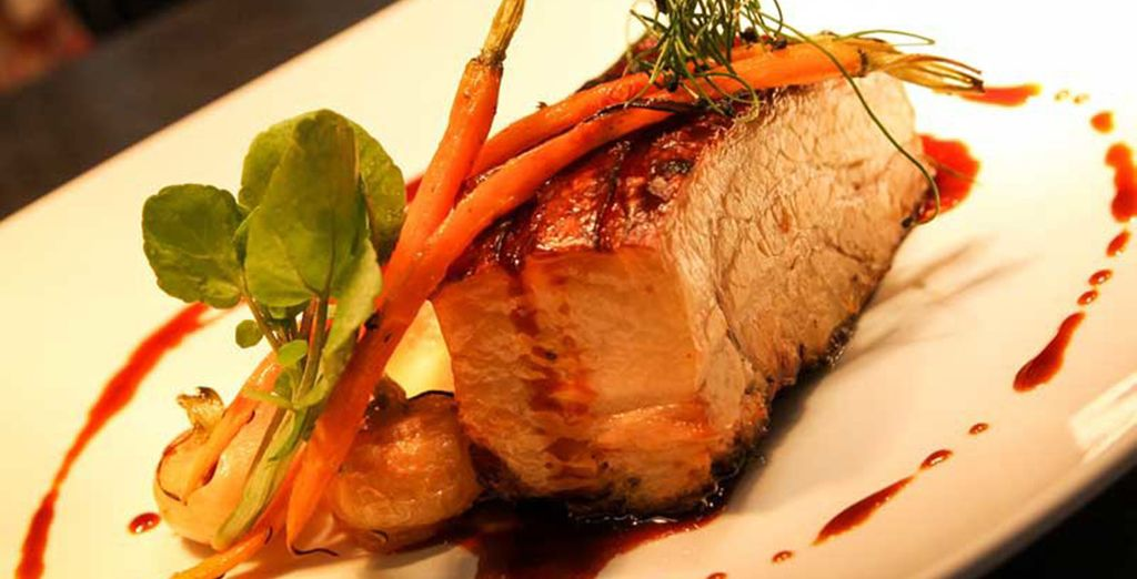 Sample tempting classical British cuisine with an upscale twist