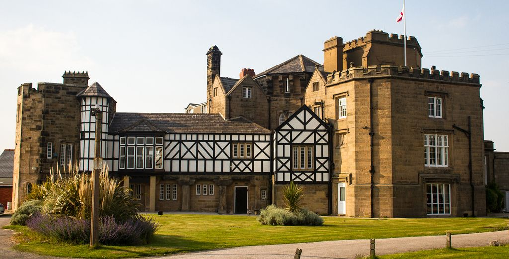 Leasowe Castle 4* - Hotel in Liverpool