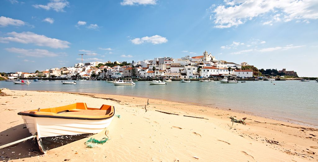 Set out to explore the pretty seaside towns