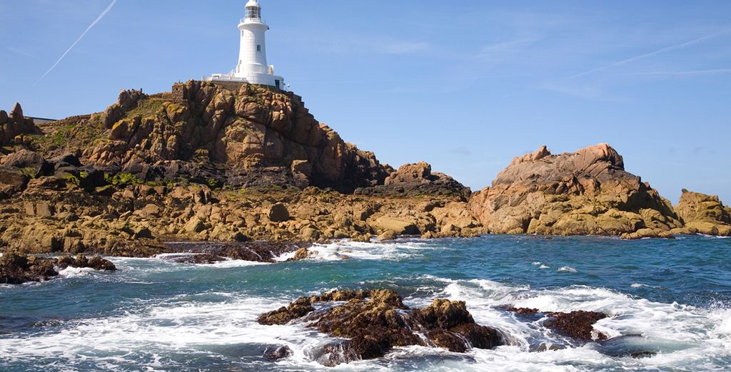 Take in the sights of Jersey
