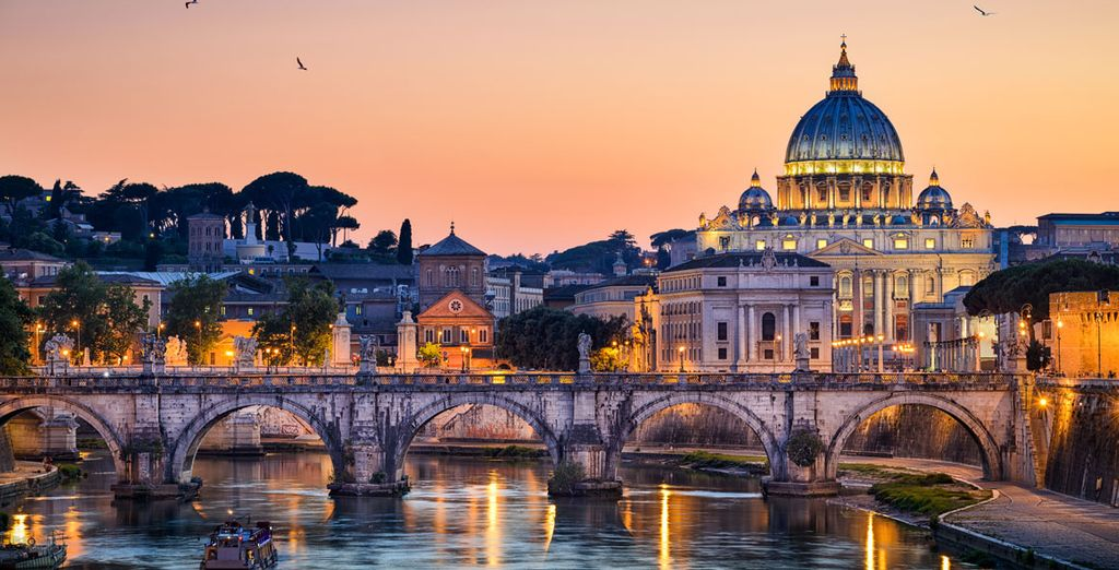 Discover Rome's history and culture
