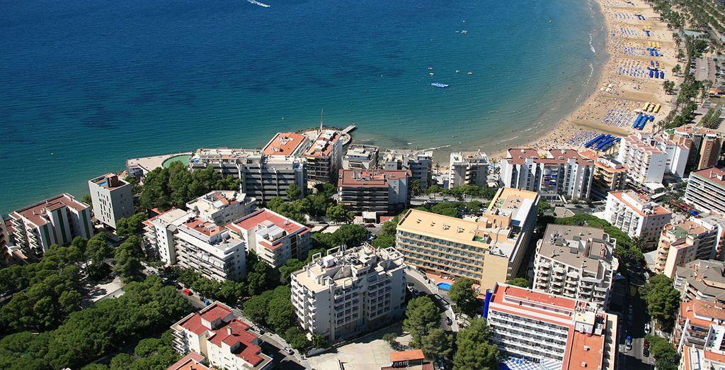 Stay at Hotel Acqua Salou